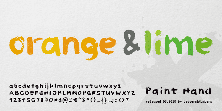 40971 - Paint Hand (25% discount, 11,24€)