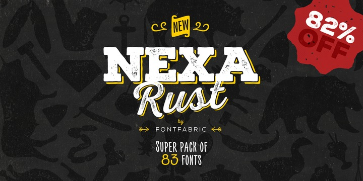 149689 - Nexa Rust (82% discount, family 37,23€)