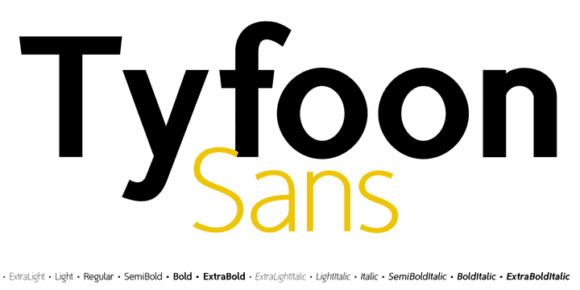 108457 580x290 - TyfoonSans (75% discount, family 32,75€)