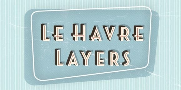 124027 580x290 - Le Havre Layers (30% discount, from 9,79€)