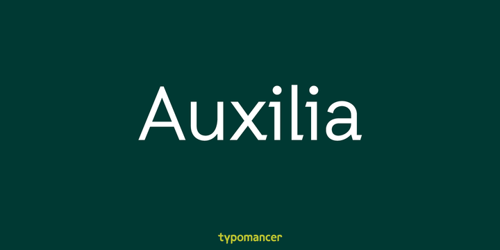 151419 - Auxilia (75% discount, from 3,75€)