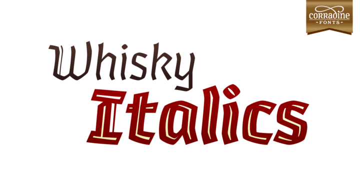 154211 - Whisky Italic (50% discount, from 2€)