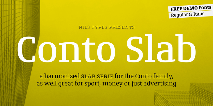154240 - Conto Slab (75% discount, from 9,75€)