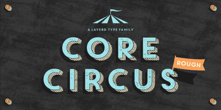 156198 - Core Circus Rough (80% discount, from 0,80€)