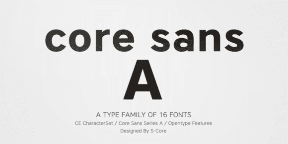 02a942c0155f673452877a15122a850e 580x290 - Core Sans A (80% discount, from 3€)