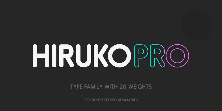 110868 - Hiruko Pro (30% discount, family 44,79€)