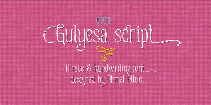 84305 - Gulyesa Script (40% discount, 18,59€)