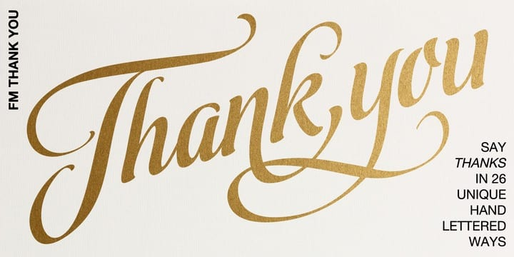 463694e08e9458049ae2fa691b597a68 - FM Thank You (30% discount, 11,19€)