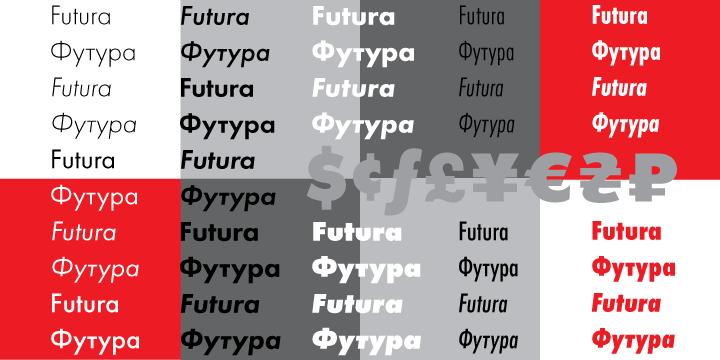 Futura PT (Best Sellers)