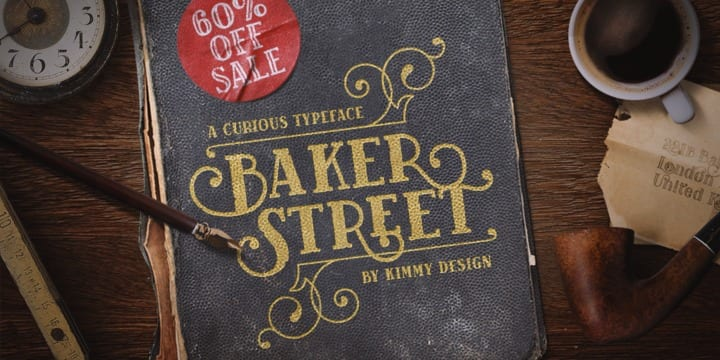 f3be6a3549a7b5de009d6b7e6f810518 - Baker Street (60% discount, from 1,60€)