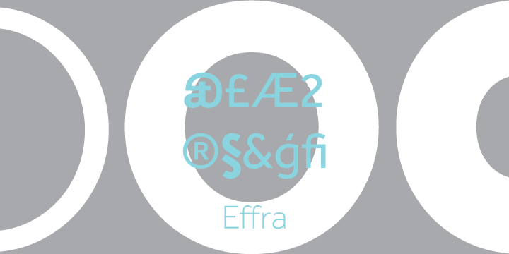 Effra (BEST sellers)