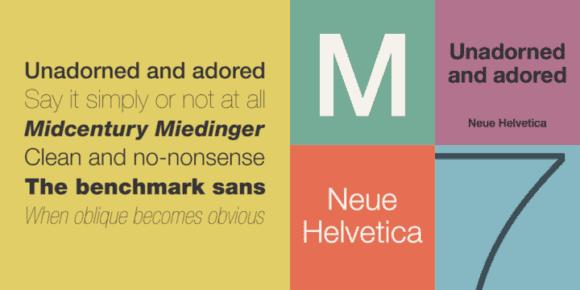 Helvetica Neue Pro (25% discount, from 36,75
