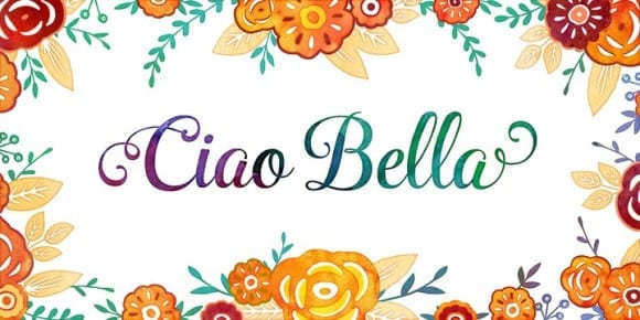 30ceaae22cbc519afb269ab92382b3a3 580x290 - Ciao Bella (50% discount, from 6€)