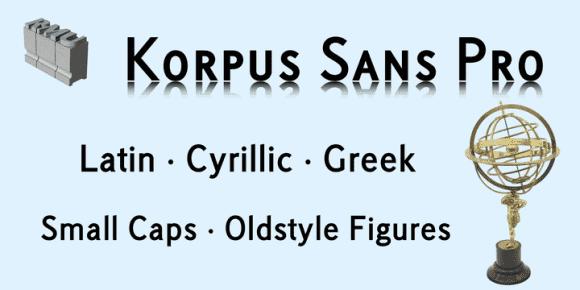 35660e26de3816a10472b57a663c874c 580x290 - Korpus Sans Pro (20% discount, from 32,79