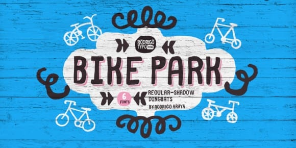 795791d8cb2589c8a6c7d8dc35f67ccb 580x290 - Bike Park (NEW font)