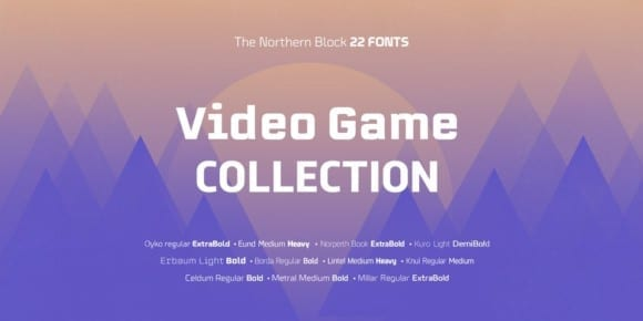 f9ca84687823cc4fcc078382ff14365f 580x290 - The Northern Block's Video Game Collection