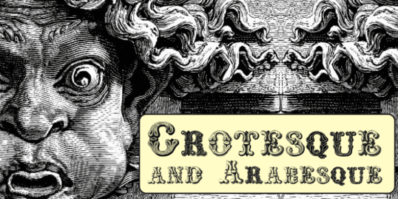51339b6cf76654880e778f8c1aedd90b 580x290 - Grotesque And Arabesque (10% discount, 11,69€)