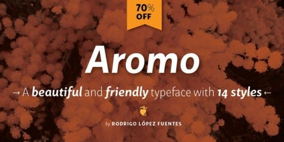 c40dd62603f0cdf41519565711774116 580x290 - Aromo (70% discount, from 4,50€)