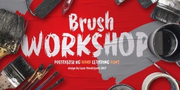 e5b81c1d6c129ea805627442050b7949 580x290 - WORKSHOP Brush (30% discount, from 10,49€)
