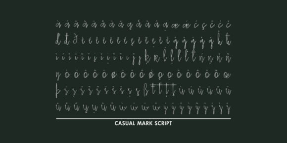 bd88b6e7742d7defc82204cb208a01da - Casual Mark Script (50% discount,from 8€)