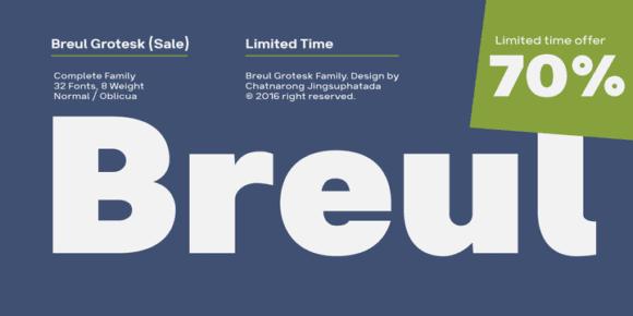 2d2c68f27345fb02433671aaae752c7e 580x290 - Breul Grotesk (50% discount, from 22,50€)