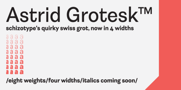 4db1c3313fd276a667b21b550acc5a58 - Astrid Grotesk (86% discount, family 40,18€)