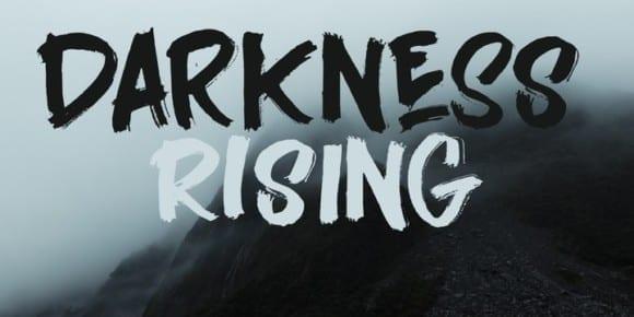 dea5cf700a9816f453f042523fffd8c3 580x290 - Darkness Rising (NEW font)