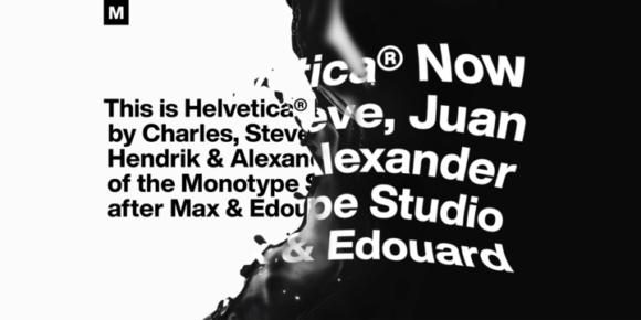 776eb2df57e70ac96e0c21f6dbd0cf07 580x290 - Helvetica Now (NEW font)