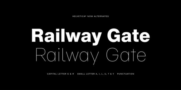 ddb15351514de8b095bd3f0dd614cf0d 580x290 - Helvetica Now (NEW font)