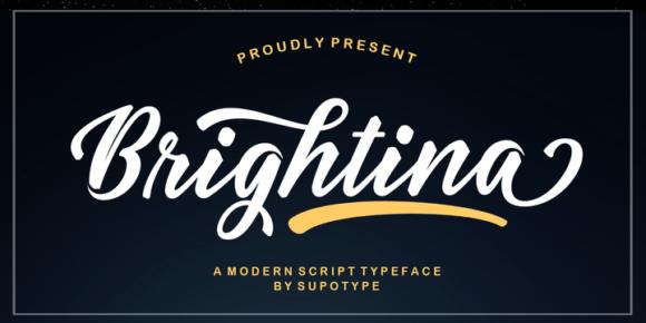 35e8c5158d0964a91f4fa6a305f87af1 580x290 - Brightina Script (50% discount, from 2€)