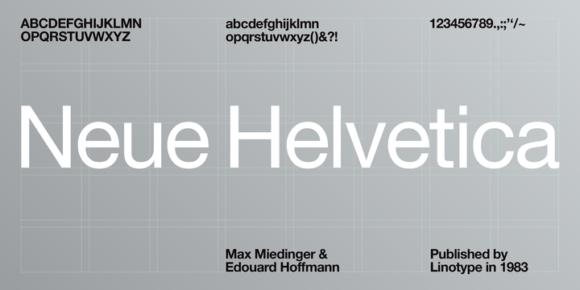 837abb9c7d2e165f598bf4a0ce7d1d42 580x290 - Neue Helvetica (BEST Sellers)