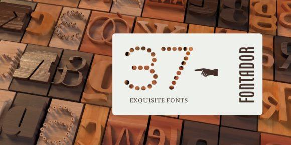 f49c25a358bbdfc7a562e69119fe1bcb 580x290 - Fontador's Bestselling Fonts